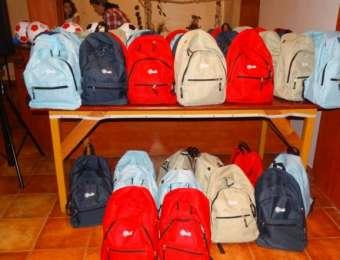 Nowe plecaki na nowy rok szkolny